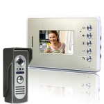 China 4.3 Inch Video Door Phone Doorbell Intercom with Unlock Monitor Function  PY-V455M11 factory