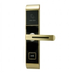 China Star Rated  Korean design stylish RF key card door lock PY-8393 factory