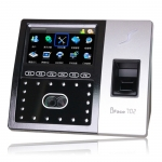 China facial time attendance access control with multi-biometric identification PY-iclock702-Fabrik